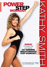 KATHY SMITH : POWER STEP WORKOUT   - DVD - UK Compatible