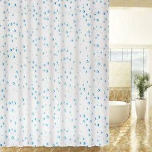 Bath Shower Curtain Liner Clear Non Toxic Mold Resistant ...