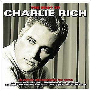 Charlie Rich The Best of 2 CD NEW
