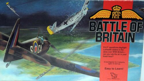 Vintage 1990 S TSR Battle of Britain jeu de plateau mettant de rechange gris Avion Pièces Avions
