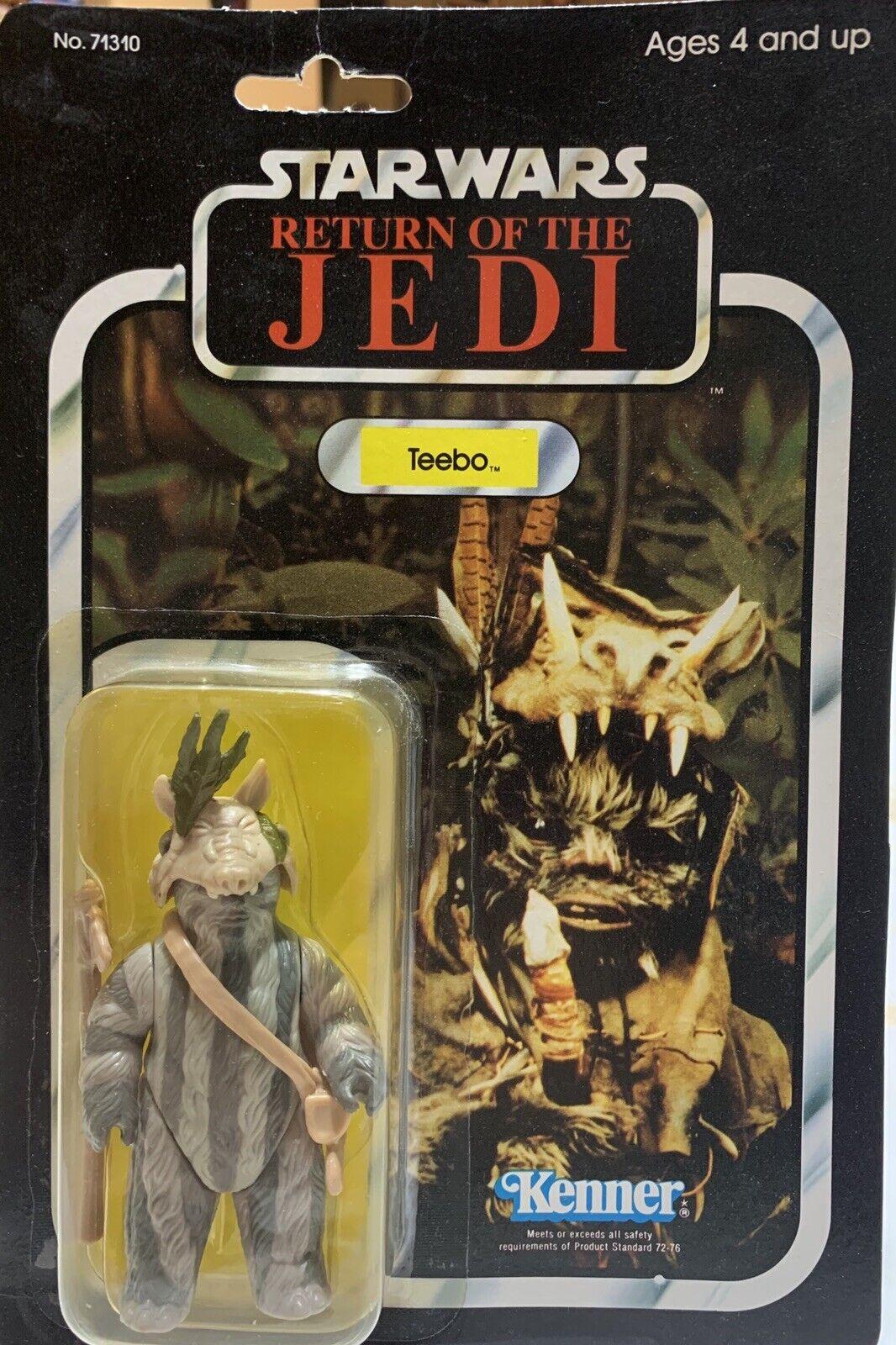 The Of Return - Wars Star Jedi Teebo - 523afqaqc21905-TV