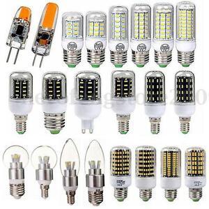 E27-B22-E14-9-15-20-30W-5730-4014-2835-SMD-LED-Corn-Light-Candle-Globe-Lamp-Bulb