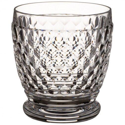 Villeroy  Boch Boston Trasparente  - bicchiere 6 bicchiere - acqua - Nuovo 0d4467