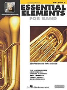 Essential elements for band book 1 french horn