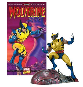 Marvel Comics 1 8th X Men Wolverine Snap Kit Model Figure By Polar