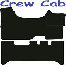 IVECO DAILY CREW CAB Deluxe Su Misura Qualità Tappetini Auto 2006-2011