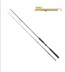Fishing Rod Spinning Crony Weapons III 2,13 MT - 15 40 Gr Sea Greenhouse Bass