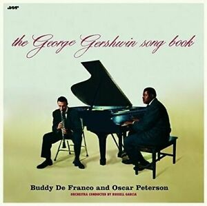 DeFranco-Buddy-amp-Oscar-Peterson-Play-Gershwin-Song-Book-180-Gram-New-Vinyl