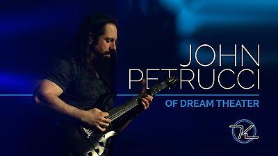 GUITAR TAB BOOK DREAM THEATER JOHN PETRUCCI CD