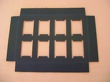 Lionel No. 40 Cable Reel Box Insert Original- Blue