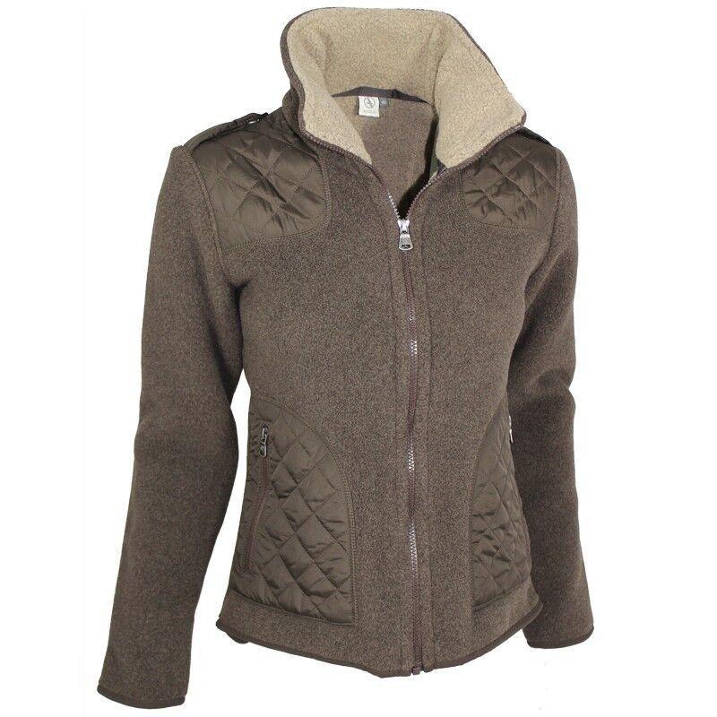 AIGLE Damen-Fleecejacke LANCELOT - mouton - Polartec 300 - B8190