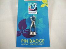 FIFA U-17 Womens World Cup 2014 Pin Badge WM WC Cup Trophy Winner Champion Japan