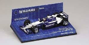Williams f1 BMW fw23 J.P. accroche 1st GP WIN GP ITALY 2001 1 43 Model MINICHAMPS
