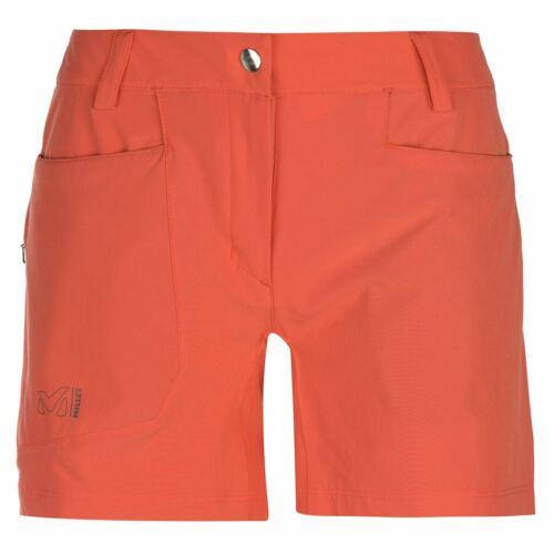 Millet Womens Huron Shorts Walking Pants Trousers Bottoms UV Protection Zip