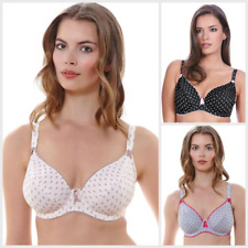 Freya Zen Underwired Non Padded Balcony Bra 1941 New Womens Lingerie