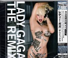 Lady Gaga - Remix (Japanese Exclusive Release) CD-Brand New-Still Sealed