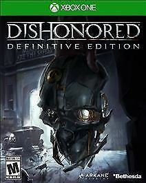Dishonored: Definitive Edition (Microsoft Xbox One, 2015)