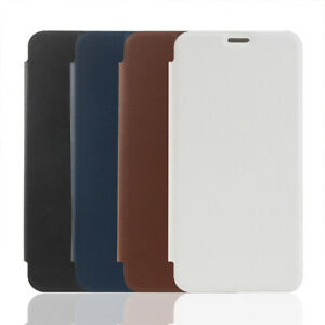 PU-Leather-Case-for-5-5Inch-Oukitel-U7-Plus-Flip-Cover-with-Built-in-Back-Shell