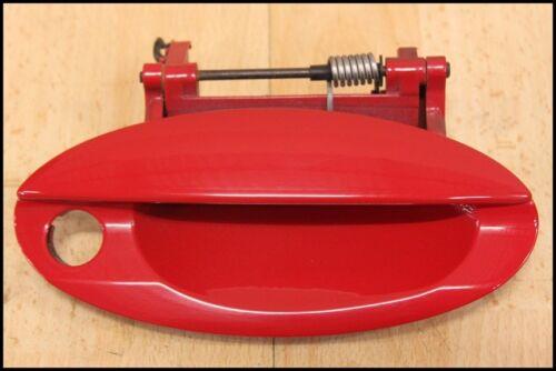 PHOENIX RED DRIVERS DOOR HANDLE Jaguar X-Type 2001-2010 FRONT RIGHT