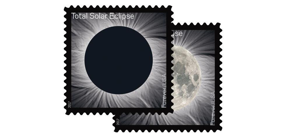 2017 49c Total Summer Eclipse of the Sun Scott 5211 Min