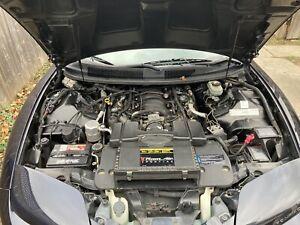 2000 Pontiac Trans Am grey