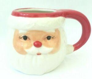 Santa-Claus-Christmas-Coffee-Tea-Mug-Large-20-Ounce-Ceramic-White-Xmas-Face-Head