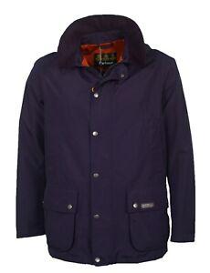 Brand-New-Men-039-s-Barbour-Arlington-Navy-Waterproof-Jacket