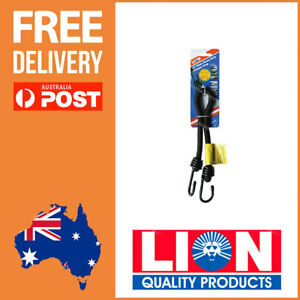 Lion Heavy Duty Occy-Strap With 12mm Latex Cord