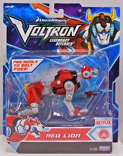VOLTRON Legendary Defender - RED LION Basic Figure Playmates