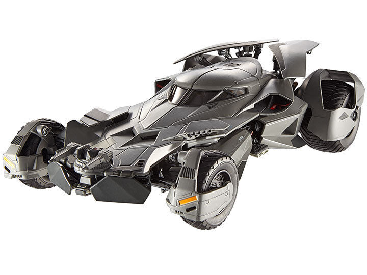 Hot Wheels-Elite-CMC89-escala 1:18 - Batimóvil Batman Vs Superman -