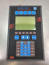 Csi 2120 Rev 2 Series Machinery Vibration Analyzer Unit Mbp