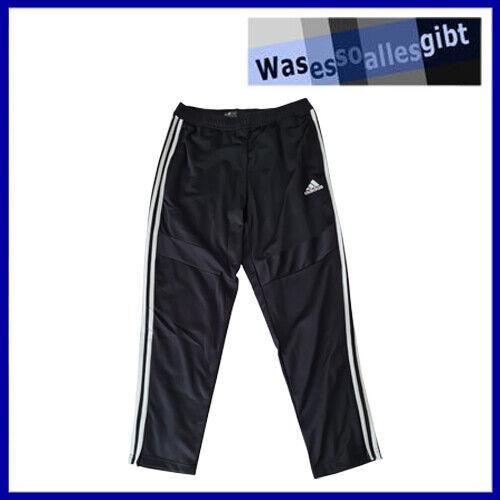 SCHNÄPPCHEN! adidas Tiro 19 Polyester Pant \ schw./weiss \ Gr.: L \ #T 40060