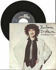 "Barbara Dickson, It's really you, G/VG, 7"" Single, 1622"
