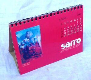Freundschaftlich Adélio Sarro Standkalender Kust Bra Tischkalender Mit Seinen Bildern 2007