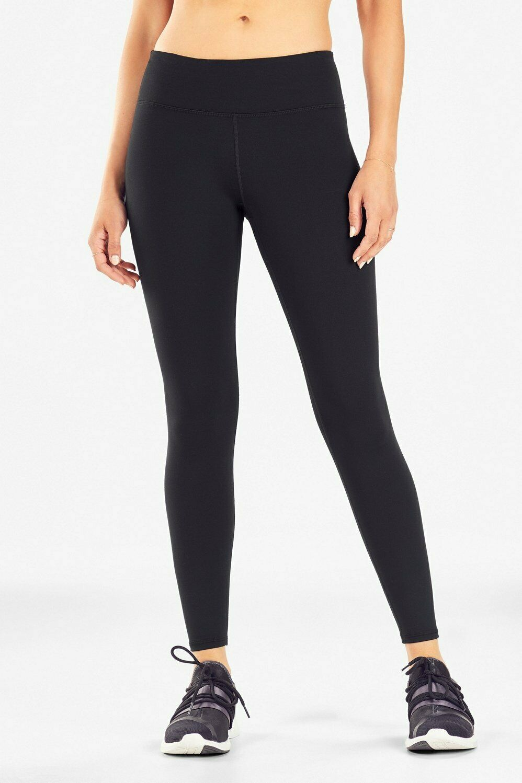 Fabletics Women's Leggings Mid-Rise Full Lenght B… - image 1