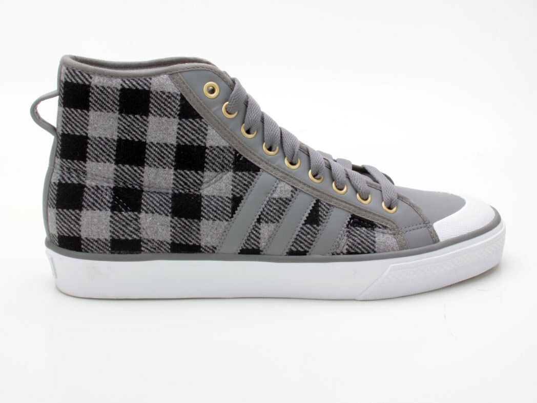 Adidas Nizza Hi G01744 grey-black