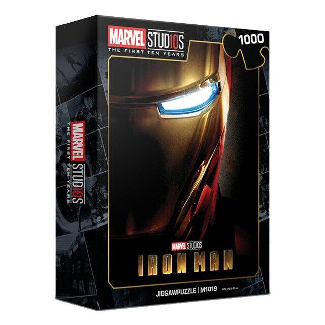 1000Piece Jigsaw Puzzle MARVEL Avengers 10th Iron Man PL1019M