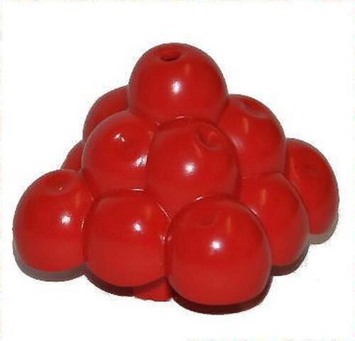 LEGO® Duplo Nahrung Obst Traube Kirschen rot NEU