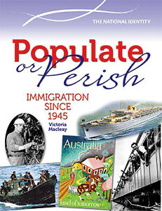 POPULATE-OR-PERISH-IMMIGRATION-SINCE-1945-BOOK-9780864271501-x