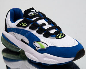 Details about Puma Cell Venom Men's New White Blue Shoes Casual Lifestyle  Sneakers 369354-01