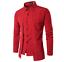 Luxury Men Casual Shirt Slim Long Sleeve Formal Business Dress Shirt T Shirt Top