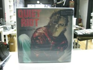 Quiet Riot LP Europa Metal Health 2020 180GR. Audiophile