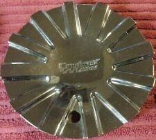 "Ion Alloys Wheel Rim Center Hub Cap Chrome 6-3//16/"" for 15/""//16/"" C10161M01 C-440-3"