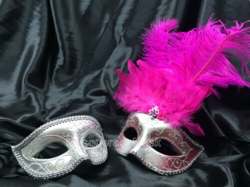 50 Shades of Grey Couple Masquerade Mask Costume Wedding Bachelor Lingerie party