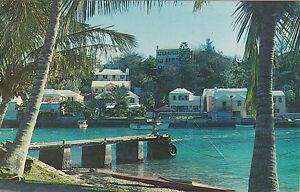Peaceful-Flatts-Inlet-Smith-039-s-Parish-BERMUDA-Postally-Used