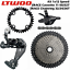 LTWOO-AX12-12-Speed-Groupset-1x12-Speed-Groupset-50T-52T-ZRACE-Cassette miniature 1