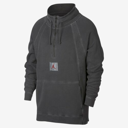 Hombres Wings 939954 Nuevo Gris Jordan Jsw Ropa 010 Washed deportiva Rojo Pullover 4USnF0qwFx