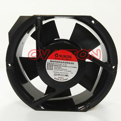 1PC NEW SUNON A2175-HBT TC.GN  fan 220-240V25//26W 171*151*51mm