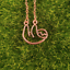 Black or Rose Gold Tone Sloth Necklace UK Seller NEW Beautiful Silver Gold