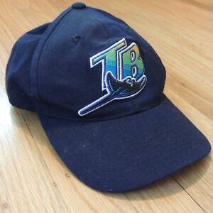 aa4ba640285 Tampa Bay Devil Rays Vintage Sports Specialties 90s Snapback Hat MLB ...